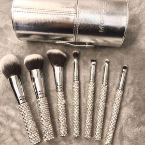 Morphe bling brush set Limited Edition